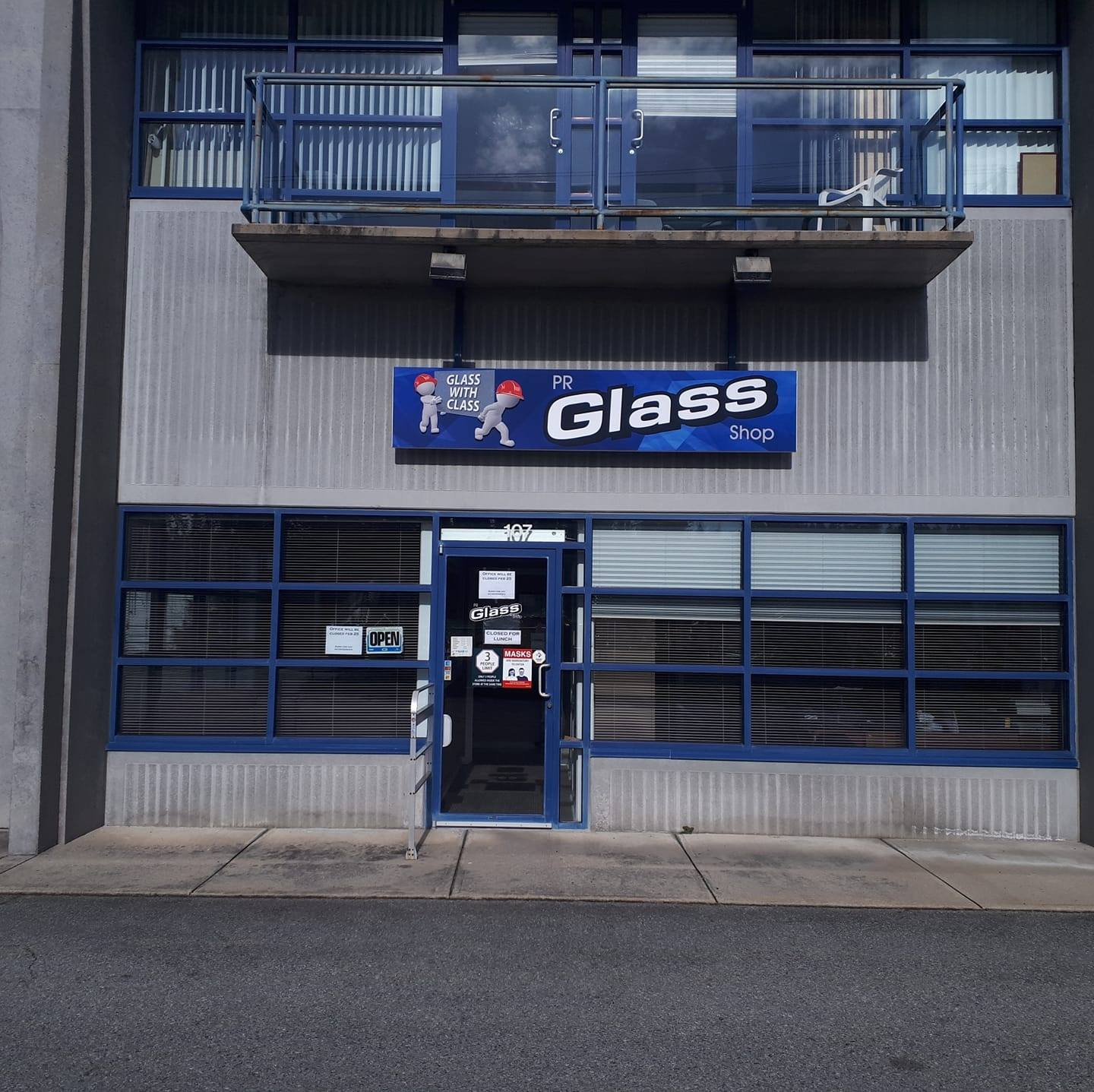 PR Glass Shop