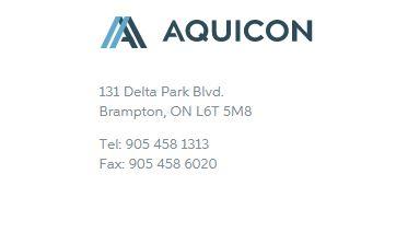Aquicon Construction Co. Ltd